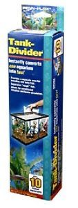 Penn Plax Fish Aquarium 10 Gallon Tank Divider Medium