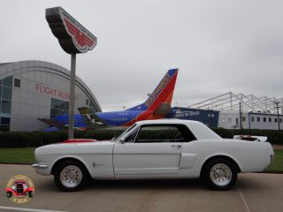 1965 Ford Mustang Custom Coupe Shelby GT Trim