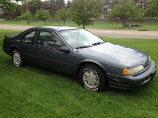 1992 Ford Thunderbird Sport Coupe 2 Door 5 0L RARE Only 66K Miles
