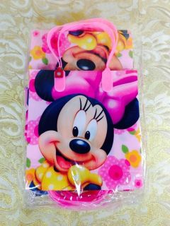 24 PC Disney Minnie Mouse Goodie Bags Party Favor Bags Gift Bags