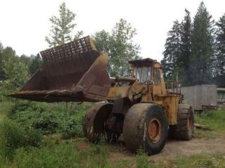 1972 Caterpillar 992A Wheel Loader D348 V12 Cat Diesel