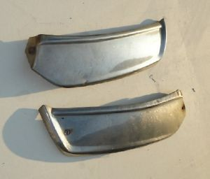 1955 1956 Ford Mercury Gravel Guards Molding Trim