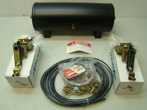 Air Suspension Kit for Horse Trailer RV NEWAY Haldex Sundowner 169A B