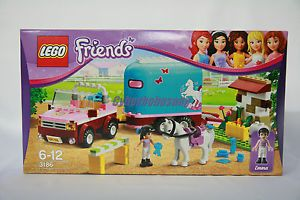 Lego Friends 3186 Emma's Horse Trailer MISB 5702014733176