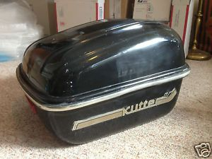 Kutter Motorcycle Scooter Tour Pak Pack Trunk Bag Harley Honda Yamaha Kawasaki