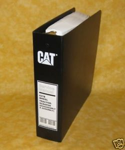 New Cat Caterpillar 627B Scraper Service Manual