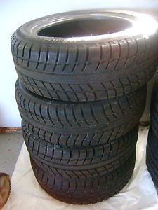 Michelin Primacy Alpin PA3 195 55R15 Winter Snow Tires Set of 4