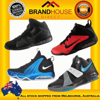 Nike Air Max Mens Basketball Shoes Hi Tops Sneakers Trainers on  Australia