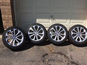 Honda Accord Sport Wheels with Goodyear Eagle LS2 Tires Awe$OME
