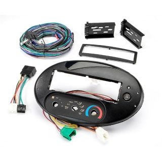 Ford Radio Stereo Install Dash Kit with Wire Harness 2