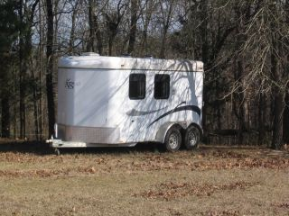 2 Horse Trailer Keifer Built PB