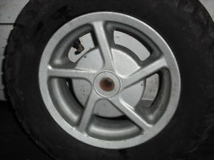 Yamaha YW50S Zuma Scooter Rear Wheel Rim