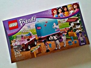 Lego Friends Emma Horse Trailer 3186