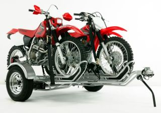 Kendon 3 Rail Motorcycle Dirt Bike Combo Trailer Harley