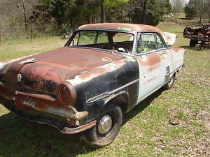 1953 Ford Victoria Rat Rod Hot Rod Vintage Car Parts