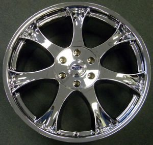 "22"" Chrome Factory Lincoln Navigator Roush Ford F150 Limited Wheels Rims"