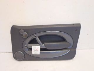 Front Interior Door Trim Panel Mini Cooper 2005 05 Right Leather