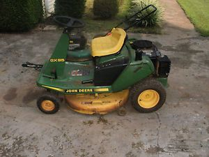 John Deere Rear Engine Mower