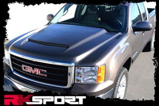 New Rksport GMC Sierra RAM Air Hood Only Fiberglass Car Body Kit 35011000