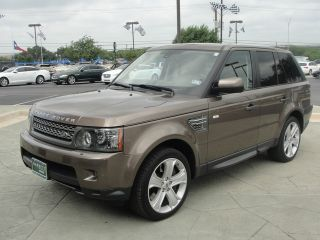 2010 Range Rover Sport Supercharged DVD Only 18K