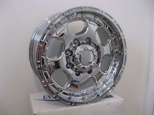 17 inch Ford 8 Lug 8x170 Truck Rims Wheel Chrome F250 F350 Superduty Excursion