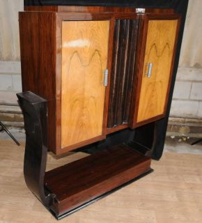 Art Deco Vintage Cabinet Chest TV Cabinets Furniture