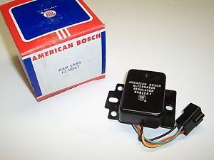 New Voltage Regulator 1969 70 AMC and John Deere 12 Volt Motorola Alt