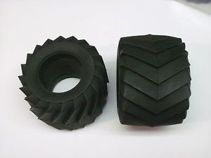 RC4WD 1 9 Scale Puller Tires Tractor Pulling USA F350 4x4 Truck Z T0070