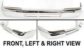 Chrome New Bumper Front Ford Ranger 97 96 95 94 93 Car Parts Auto F57Z17757AA
