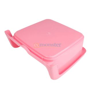 New Indoor Dog Puppy Pet Potty Toilet Pee Trainning Pad Tray Pink 41cm x 41cm