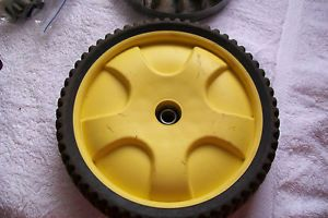 John Deere JD Repair Parts GY20630 GC90031 Wheel Excellen Condition $66 00 Value