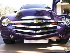 Chevy SSR 03 06 Stainless Steel Air Dam New