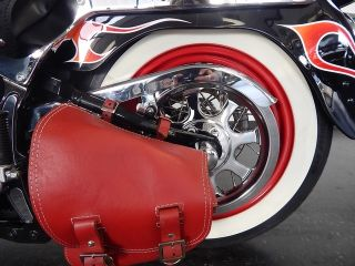 2002 Harley Softail Heritage Classic FLSTC Custom Hotrod Paint Loaded We Finance