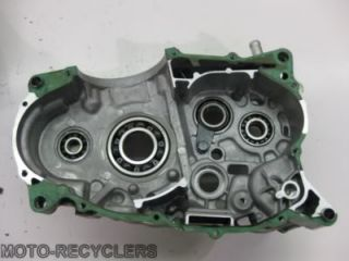 07 XR650L XR650 XR 650 Engine Cases Crankcases Case 5