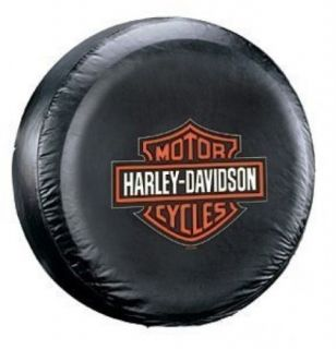 New Harley Davidson Spare Tire Cover Car Jeep RV camper Trailer Wheel Covers