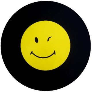 Winking Smiley Jeep Spare Tire Cover Trailer SUV's RV'