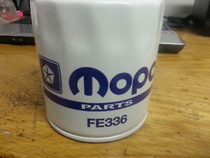 Mopar Oil Filter 0FE00336 FE336 Challenger SRT8 Dodge Chrysler Like PH2
