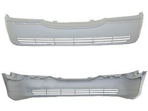 2003 2011 Lincoln Town Car Front Bumper Painted