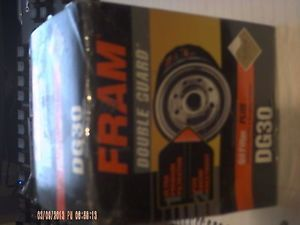 Fram DG30 Oil Filter Engine Double Guard Ultra Premium Filtration w PTFE