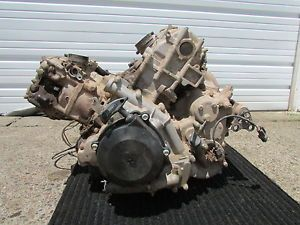 2007 Kawasaki Brute Force 650 Engine Motor Great Runner