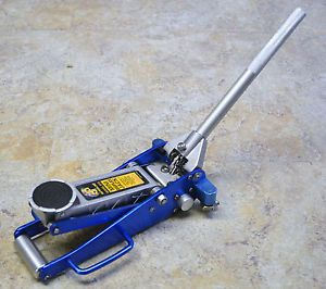 Mini Fully Working Model Racing Hydraulic Floor Jack
