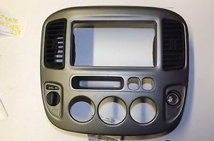 2002 2003 2004 2005 2006 Ford Escape Radio Bezel YL8H 19980 A