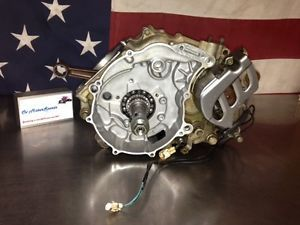 Yamaha Raptor 660 Engine Bottom End Crank Case Motor Great Shape