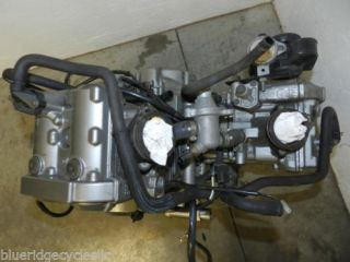 2006 Suzuki V Strom DL 650 Complete 650 Engine Motor Runs Nice See Video