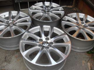 "4 New 2014 18"" Toyota Avalon Limited Wheels Rims XLE Camry Sienna Solara"