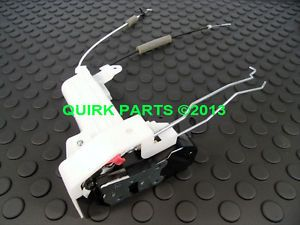 04 08 Chrysler Pacifica Power Door Latch Lock Actuator Front Left New Mopar
