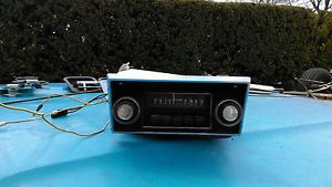 1971 Ford F100 Radio and Bezel 1968 1969 1970 1972 F250