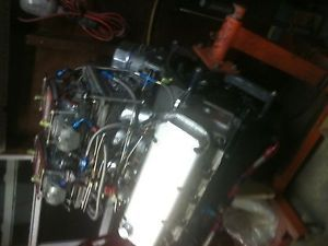 Kaase Ford 660 Drag Race Engine Pro Mod Stock Out Law