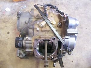2001 Yamaha Raptor 660 Bottom End Motor Engine
