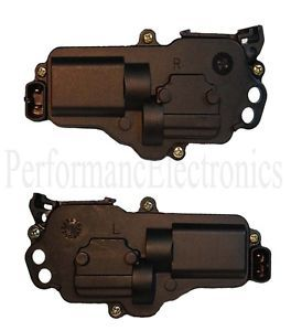 Ford Door Lock Actuator Motor Pair Left Right New